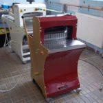 BASIC félautomata kenyérszeletelő gép